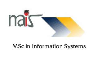 MSc in Information Systems
